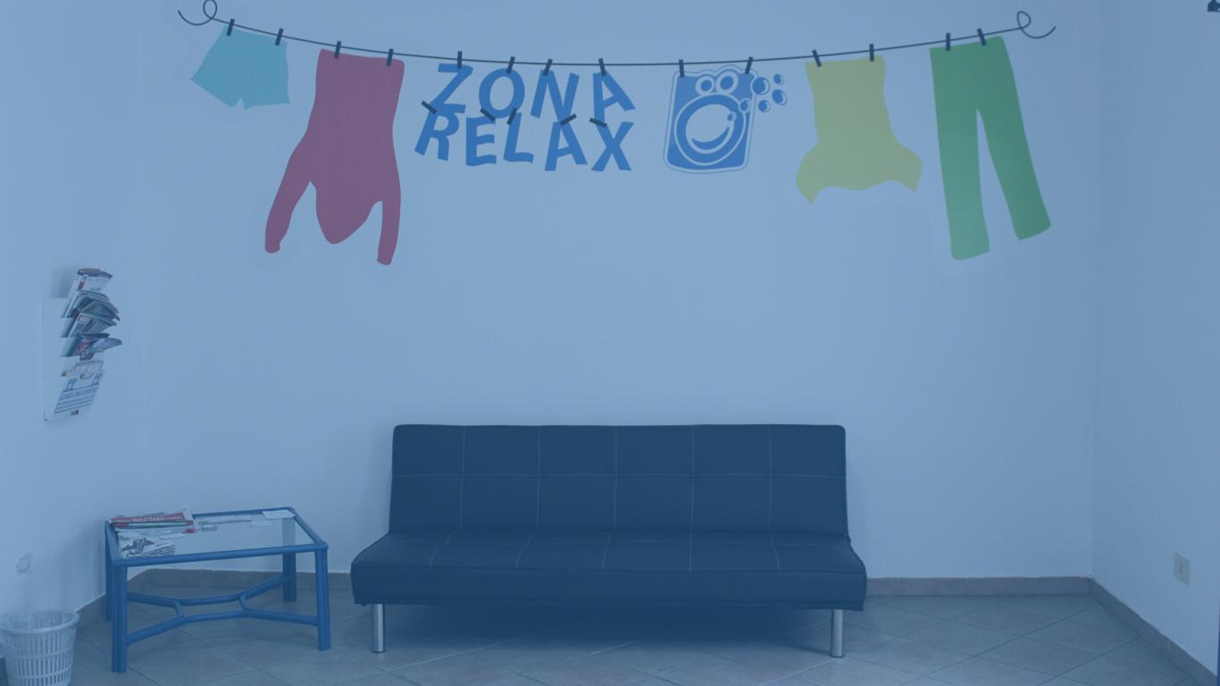 zona_relax_lavanderia_self_service_Blue_Bubbles